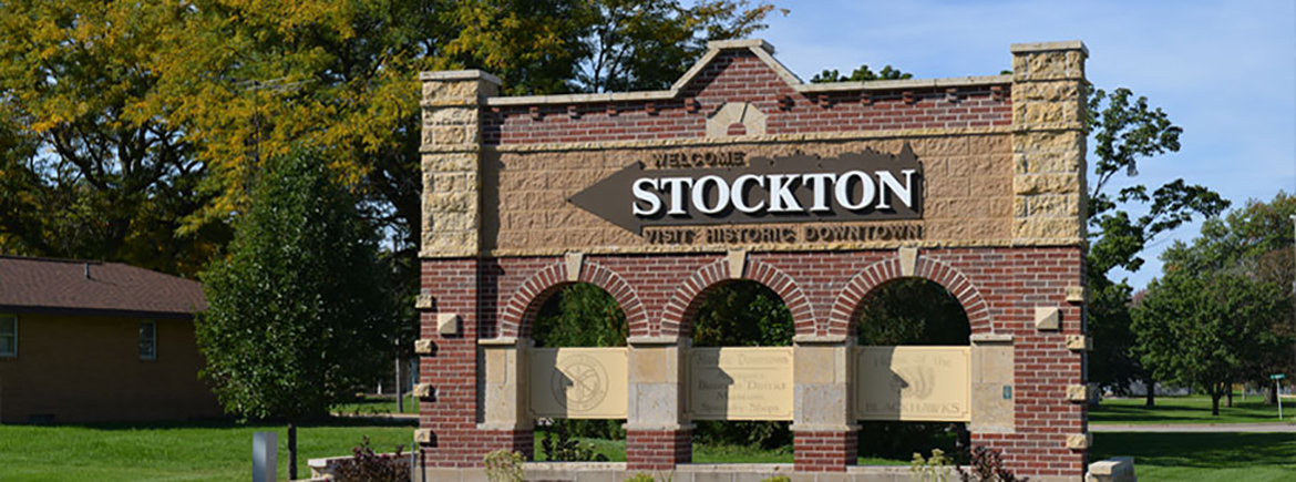 Welcome to Stockton, Illinois